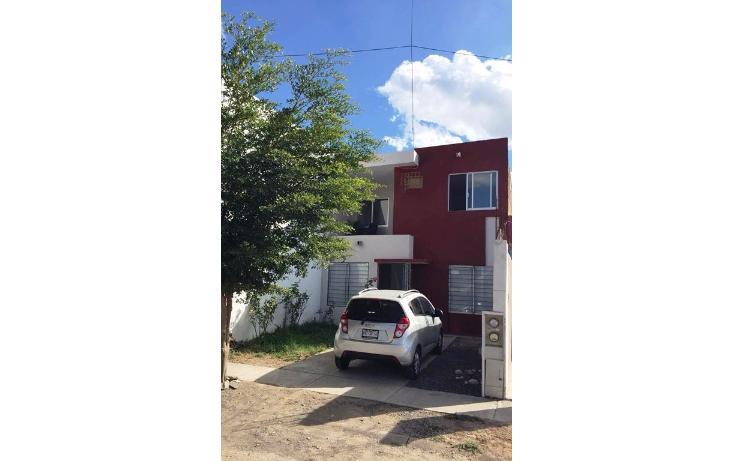 Foto de casa en venta en  , colinas del bosque, culiacán, sinaloa, 1697786 No. 01