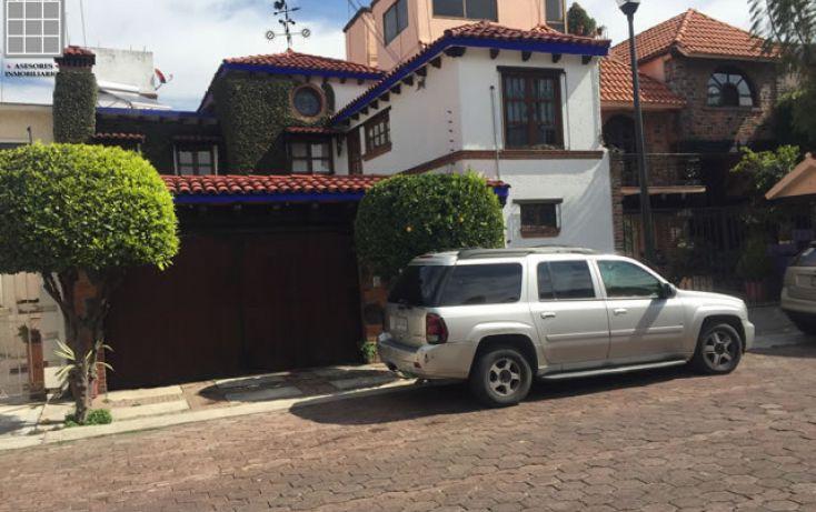 Foto de casa en venta en, colinas del bosque, tlalpan, df, 1627865 no 01