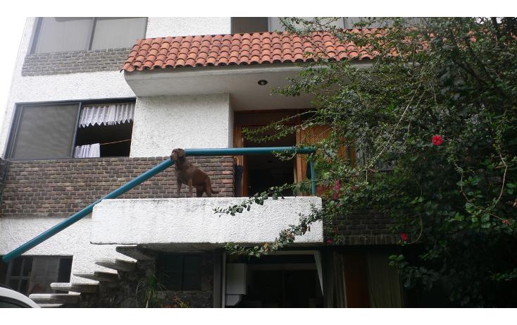 Foto de casa en venta en  , colinas del bosque, tlalpan, distrito federal, 1966287 No. 01