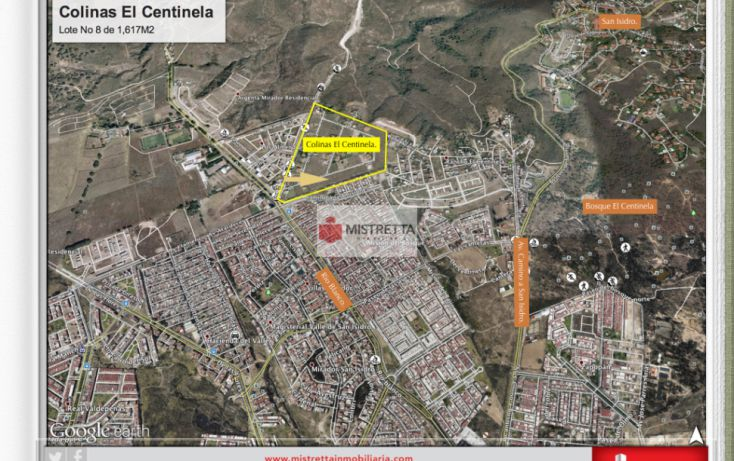 Foto de terreno habitacional en venta en, colinas del centinela, zapopan, jalisco, 2035442 no 05