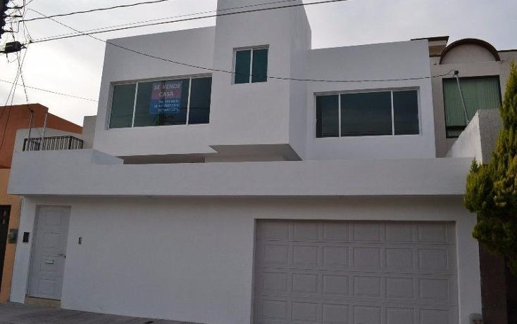 Foto de casa en venta en  , colinas del cimatario, querétaro, querétaro, 1186943 No. 01
