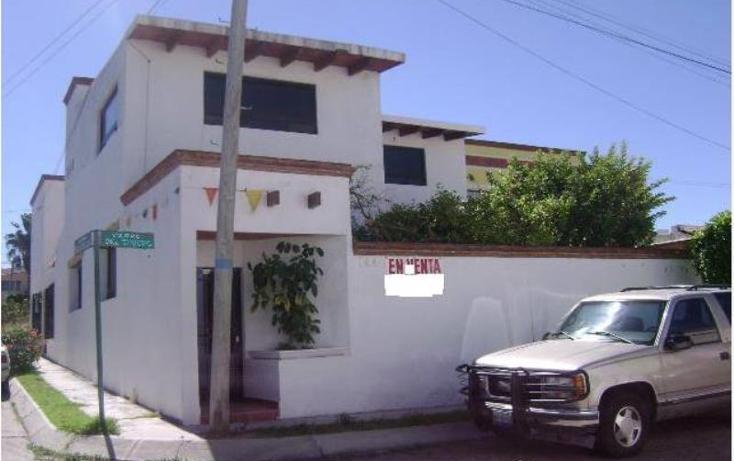 Foto de casa en venta en  , colinas del cimatario, querétaro, querétaro, 1402811 No. 01