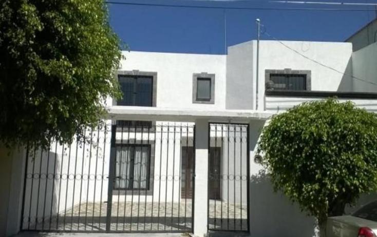 Foto de casa en venta en  , colinas del cimatario, querétaro, querétaro, 1631192 No. 01
