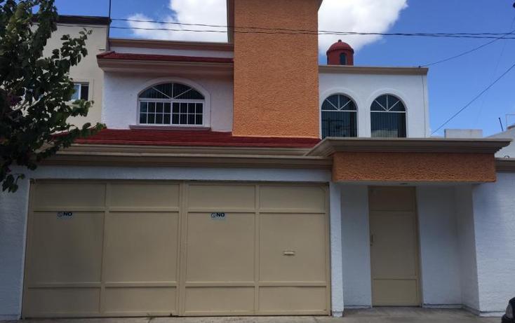 Foto de casa en venta en  , colinas del cimatario, querétaro, querétaro, 2015306 No. 01