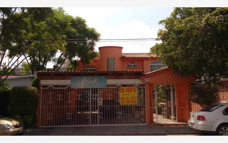 Foto de casa en venta en  , colinas del cimatario, querétaro, querétaro, 2705966 No. 01
