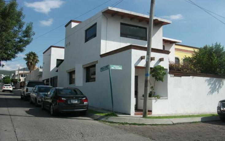 Foto de casa en venta en  , colinas del cimatario, querétaro, querétaro, 451522 No. 01