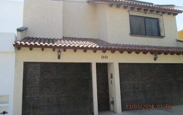 Foto de casa en venta en  , colinas del cimatario, quer?taro, quer?taro, 451732 No. 01