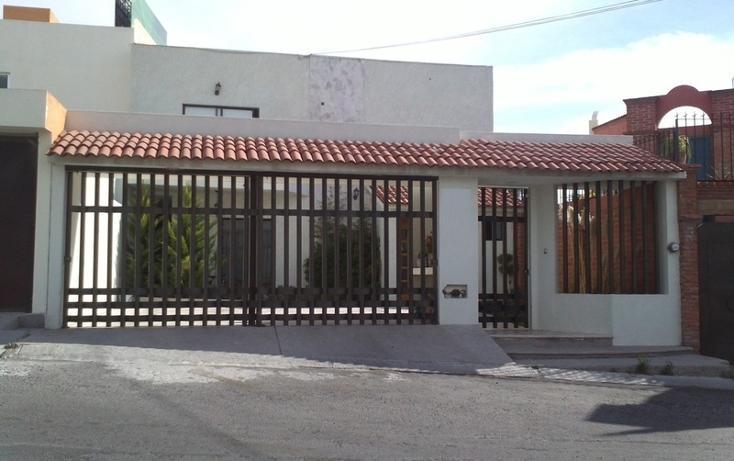Foto de casa en venta en  , colinas del cimatario, querétaro, querétaro, 612128 No. 01