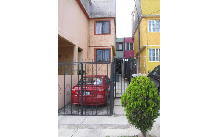 Foto de casa en venta en  , colinas del lago, cuautitlán izcalli, méxico, 1430147 No. 01
