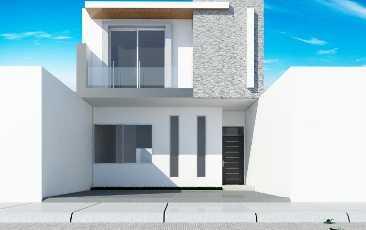 Foto de casa en venta en  , colinas del parque, san luis potosí, san luis potosí, 1182505 No. 01