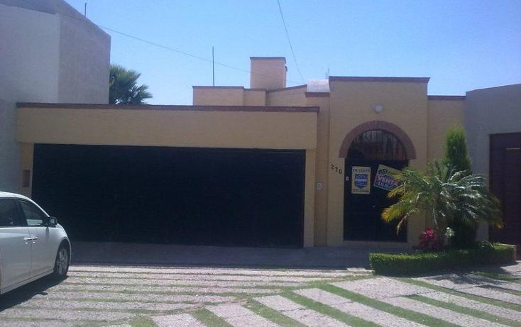 Foto de casa en venta en  , colinas del parque, san luis potos?, san luis potos?, 1501501 No. 01