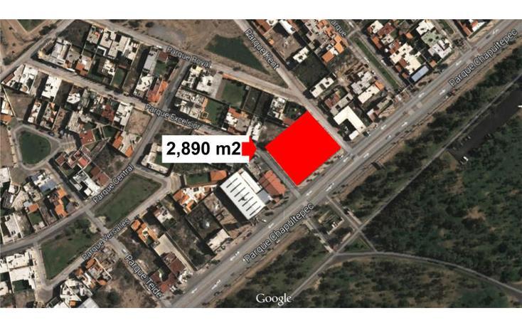Foto de terreno comercial en renta en  , colinas del parque, san luis potosí, san luis potosí, 1598032 No. 01