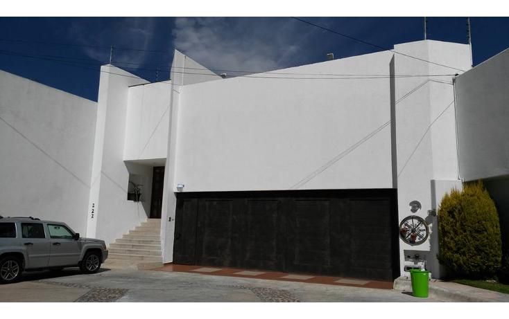 Foto de casa en renta en  , colinas del parque, san luis potosí, san luis potosí, 1606624 No. 01