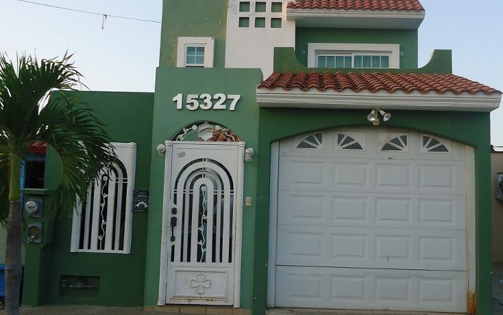 Foto de casa en venta en  , colinas del real, mazatlán, sinaloa, 1192007 No. 01
