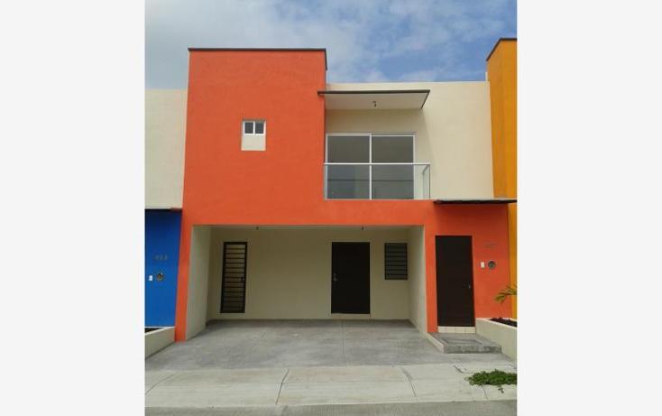 Foto de casa en venta en  , colinas del rey, villa de álvarez, colima, 996583 No. 01