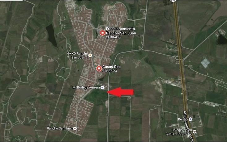 Foto de terreno habitacional en venta en  , colinas del sol, almoloya de juárez, méxico, 1349439 No. 03