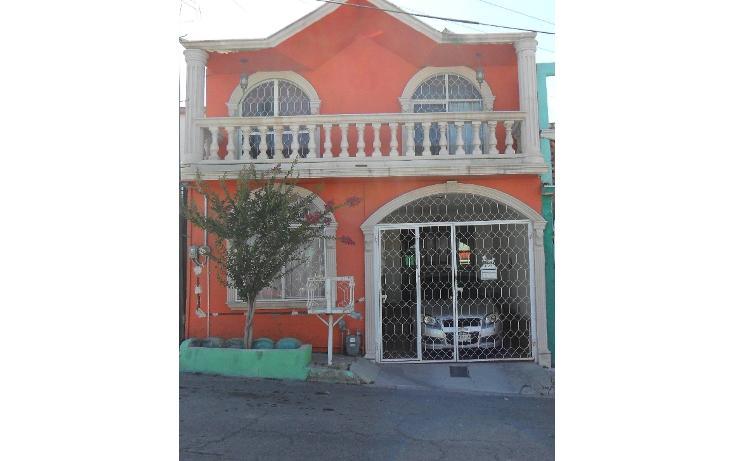 Foto de casa en venta en  , colinas del sol i y ii, chihuahua, chihuahua, 1958640 No. 01