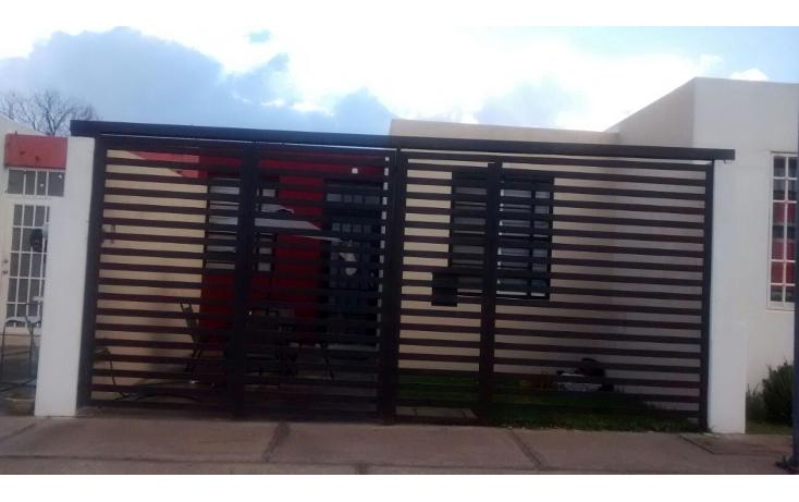 Foto de casa en venta en  , colinas del sol, jesús maría, aguascalientes, 1631286 No. 01