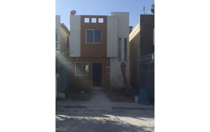Foto de casa en venta en  , colinas del sol, juárez, nuevo león, 1733208 No. 01