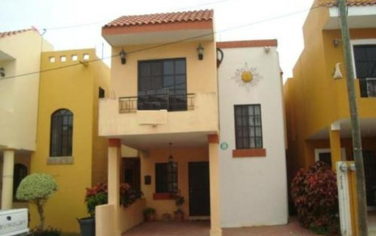 Foto de casa en venta en  , colinas del sol, tampico, tamaulipas, 811289 No. 01