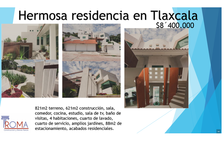 Foto de casa en venta en  , colinas del sur, tlaxcala, tlaxcala, 1452297 No. 13