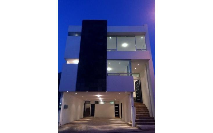 Foto de casa en venta en  , colinas del valle 1 sector, monterrey, nuevo león, 1665809 No. 01