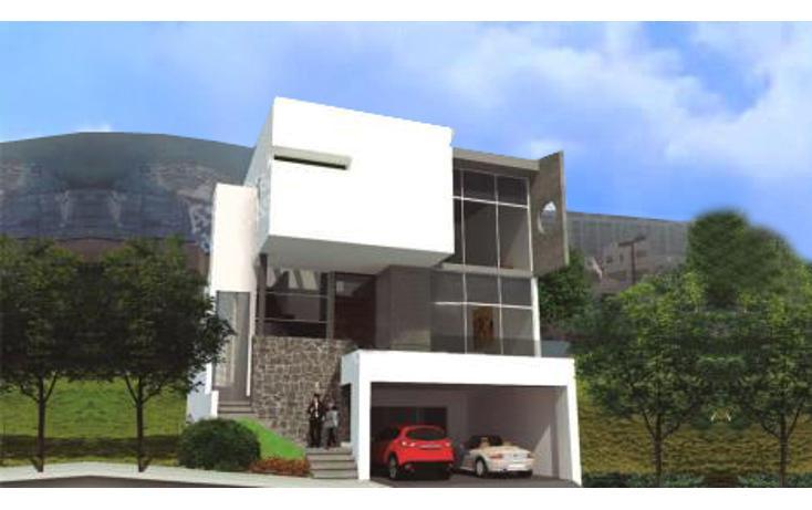 Foto de casa en venta en  , colinas del valle 1 sector, monterrey, nuevo león, 1874088 No. 01