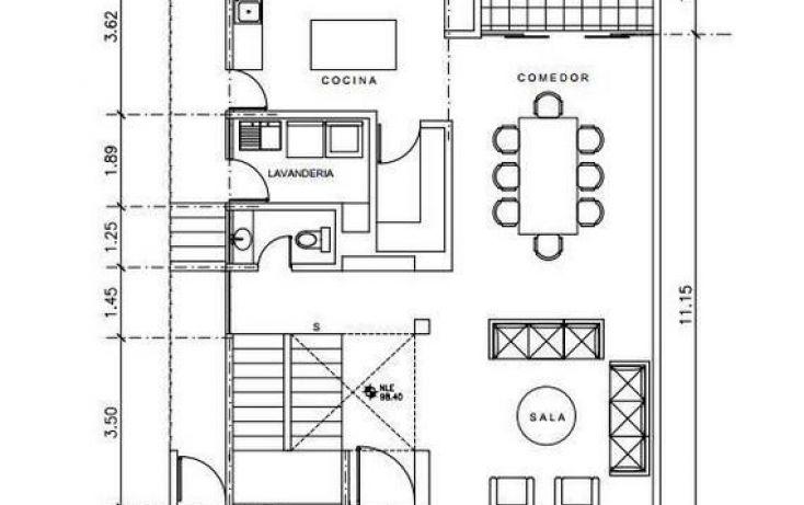 Foto de casa en venta en, colinas del valle 2 sector, monterrey, nuevo león, 1108409 no 03