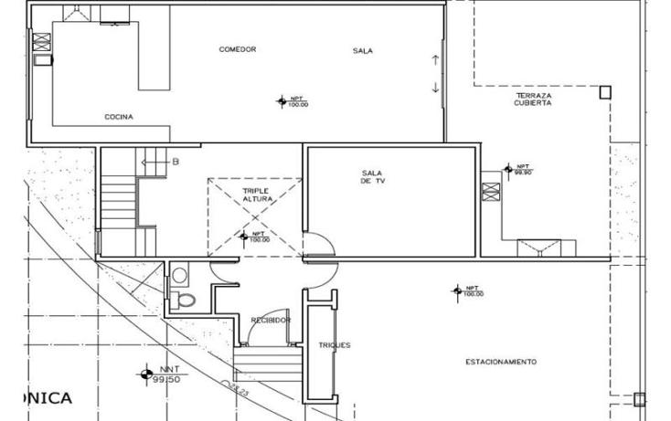 Foto de casa en venta en  200, colinas del valle 2 sector, monterrey, nuevo león, 2220012 No. 05