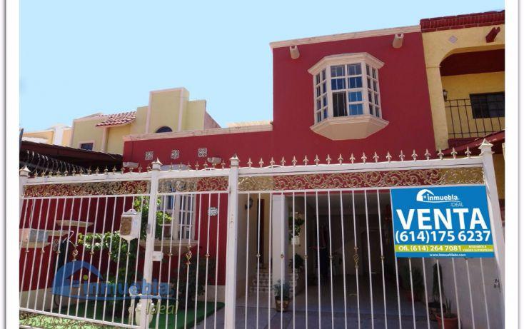 Foto de casa en venta en, colinas del valle, chihuahua, chihuahua, 1066729 no 01