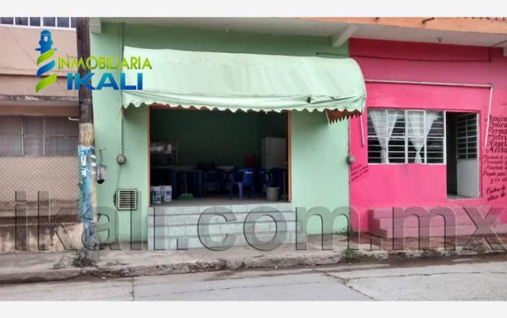 Foto de edificio en venta en colombia 5, túxpam de rodríguez cano centro, tuxpan, veracruz, 836283 no 02