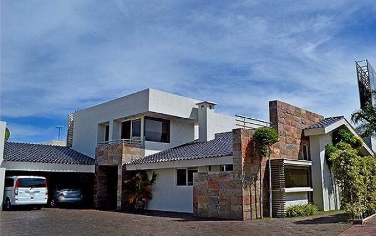 Foto de casa en venta en  , colomos patria, zapopan, jalisco, 819719 No. 01