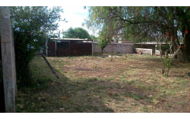 Foto de terreno habitacional en venta en  , col?n centro, col?n, quer?taro, 1858516 No. 08