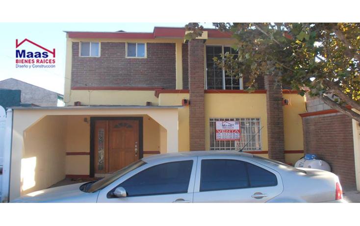 Foto de casa en venta en  , colon, chihuahua, chihuahua, 1667918 No. 01