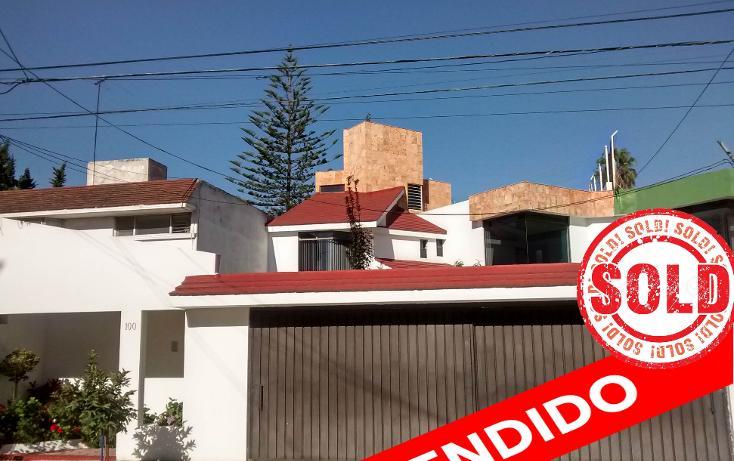 Foto de casa en venta en  , colón echegaray, naucalpan de juárez, méxico, 1133633 No. 01