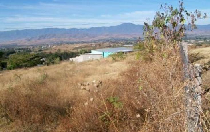Foto de terreno habitacional en venta en colon , san agustin etla, san agustín etla, oaxaca, 448691 No. 01