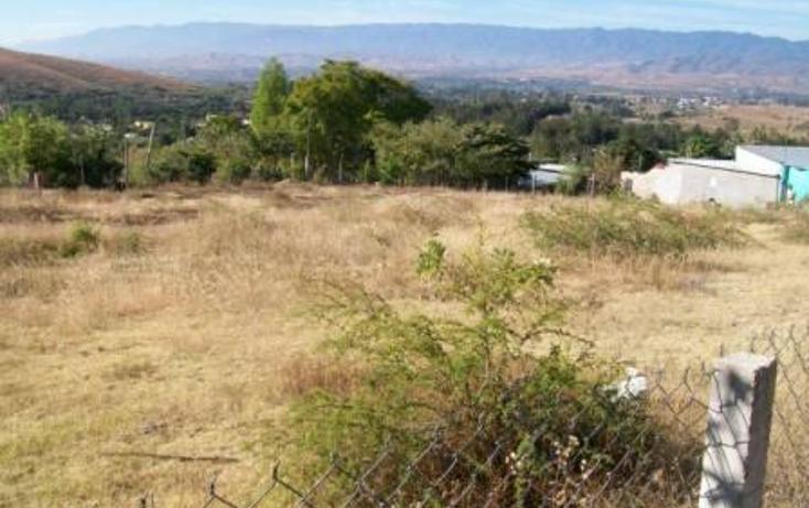 Foto de terreno habitacional en venta en colon , san agustin etla, san agustín etla, oaxaca, 448691 No. 03