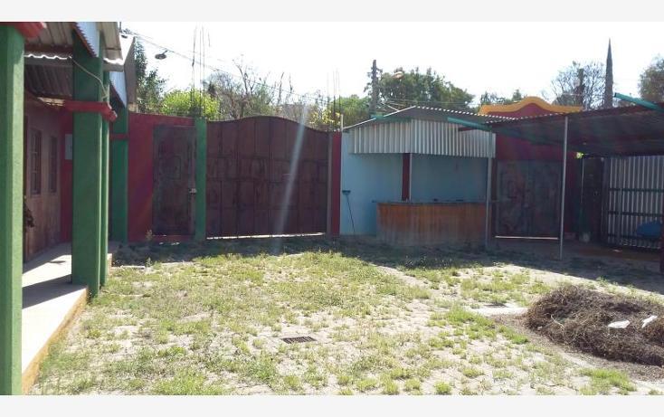 Foto de terreno habitacional en venta en colonia jardín , jardín, oaxaca de juárez, oaxaca, 1622058 No. 01