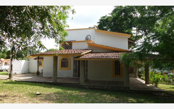 Foto de casa en venta en colonia la palma cerca de aeropuerto 10, la palma, centro, tabasco, 1902368 No. 01