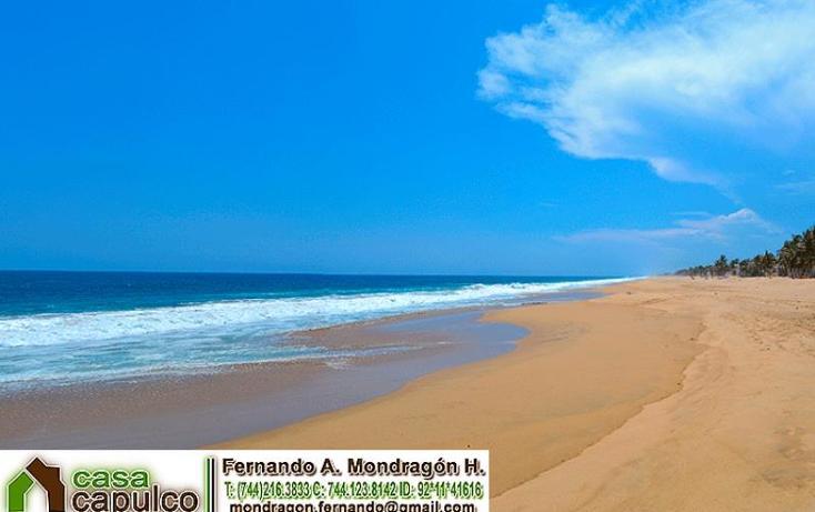 Foto de terreno habitacional en venta en  , colonia luces en el mar, coyuca de benítez, guerrero, 1542850 No. 02