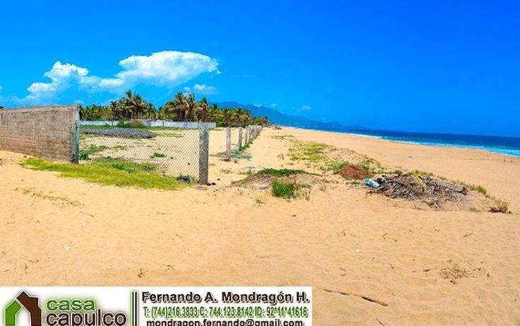 Foto de terreno habitacional en venta en fuerza aérea mexicana , colonia luces en el mar, coyuca de benítez, guerrero, 1542850 No. 04