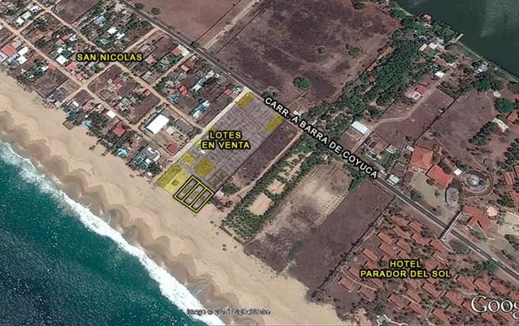 Foto de terreno habitacional en venta en fuerza aérea mexicana , colonia luces en el mar, coyuca de benítez, guerrero, 1542850 No. 05