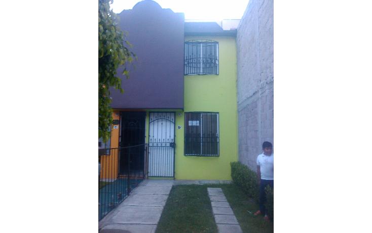 Foto de casa en venta en  , colonial coacalco, coacalco de berriozábal, méxico, 1397455 No. 01