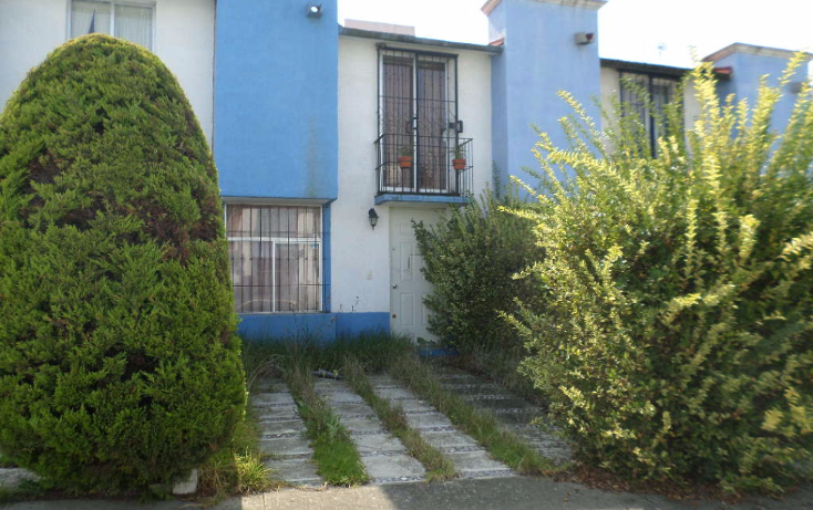 Foto de casa en venta en  , colonial del lago, nicol?s romero, m?xico, 1496013 No. 01