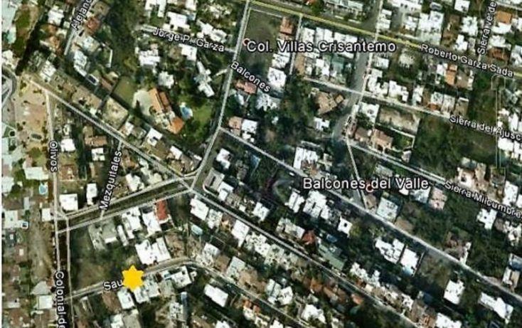Foto de terreno habitacional en venta en, colonial la sierra, san pedro garza garcía, nuevo león, 1068393 no 01