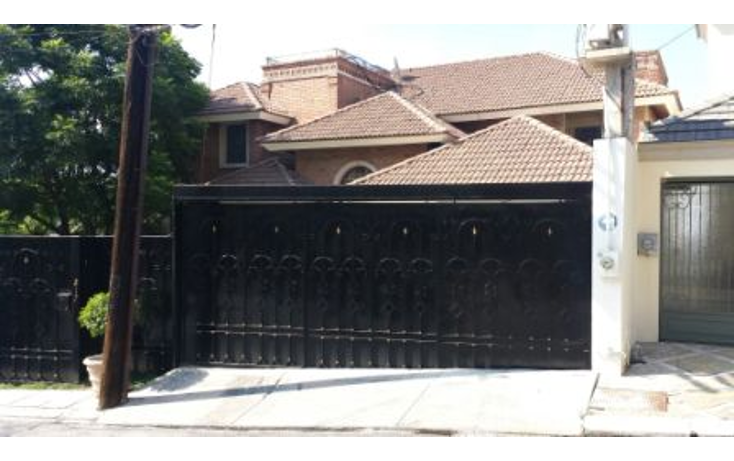 Foto de casa en renta en  , colonial la sierra, san pedro garza garcía, nuevo león, 1142585 No. 01