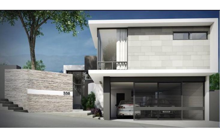 Foto de casa en venta en  , colonial la sierra, san pedro garza garc?a, nuevo le?n, 1938855 No. 01