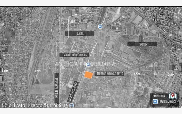 Foto de terreno habitacional en venta en  , colonial, san nicolás de los garza, nuevo león, 2029142 No. 01