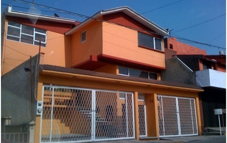 Foto de casa en venta en  , colonial sat?lite, naucalpan de ju?rez, m?xico, 1213699 No. 01