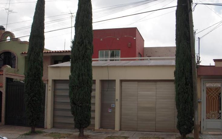 Foto de casa en venta en  , colonial, tepatitlán de morelos, jalisco, 759071 No. 01
